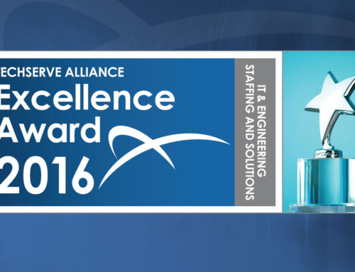 TechServe Alliance Excellence Award